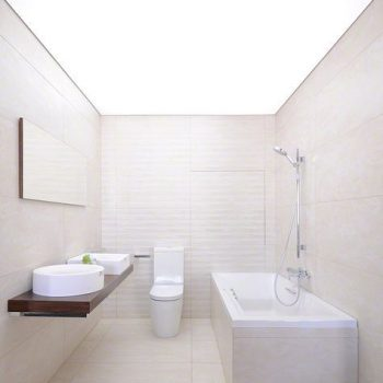 bathroom stretchceiling
