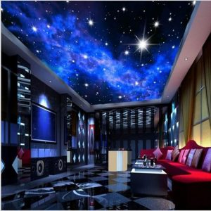 starry-sky ceiling