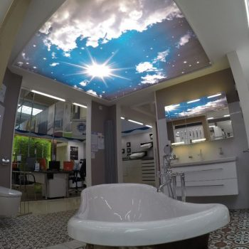 sky stretch ceiling