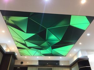 3d stretch ceiling